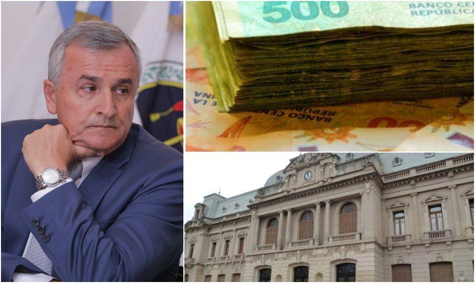 Morales dio números de la deuda en Jujuy