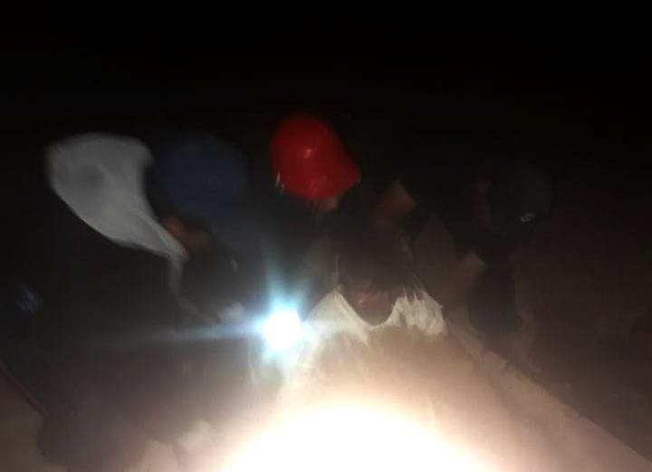 Obrero cayó a un pozo de tres metros en Abra Pampa