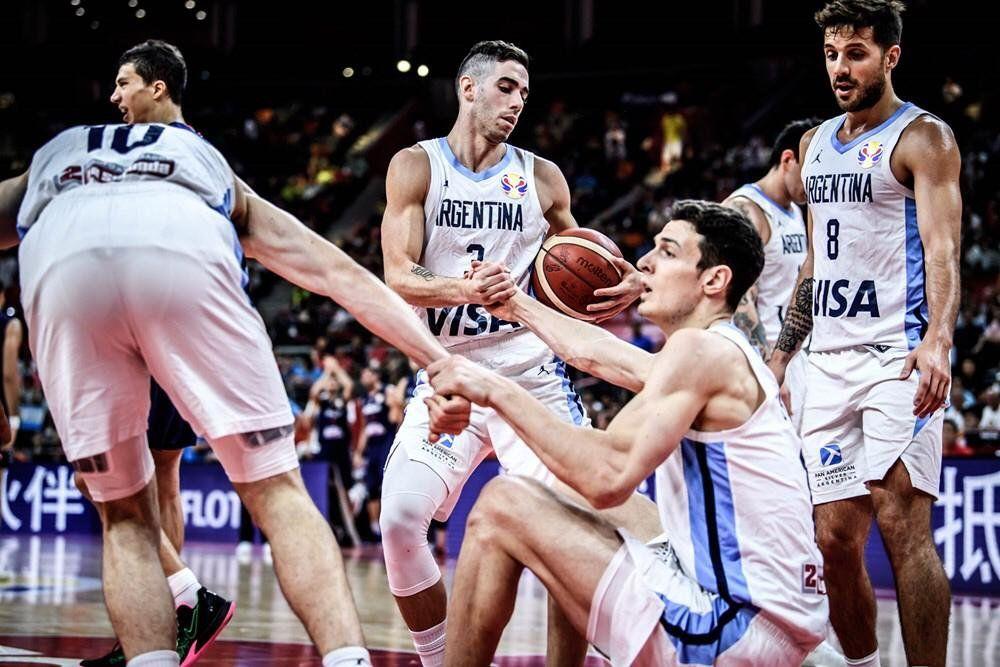 Argentina perdió la final con España 95 -75 y es subcampeona Mundial