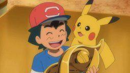 altText(Después de 22 años, Ash Ketchum finalmente ganó la Liga Pokémon)}