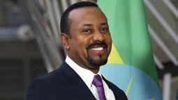 altText(El Premio Nobel de la Paz fue otorgado al primer ministro etíope Abiy Ahmed Ali)}