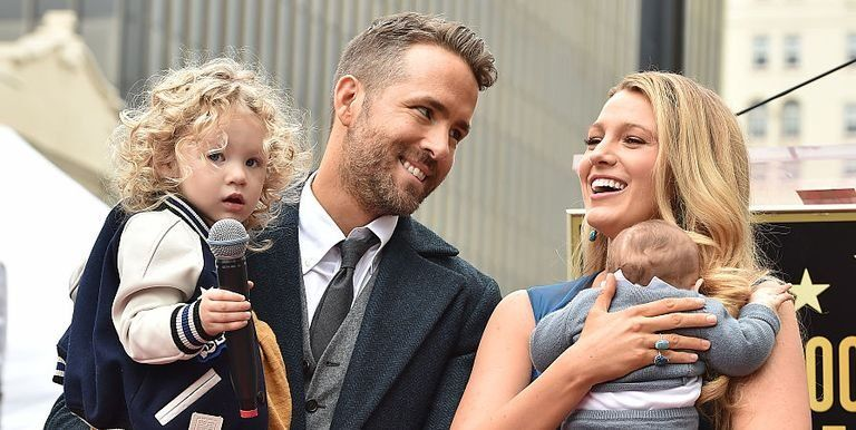 Blake Lively da a luz a su tercer hijo con Ryan Reynolds