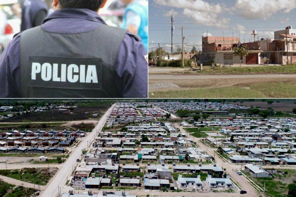 Tres barrios atravesados por el delito piden una comisaría