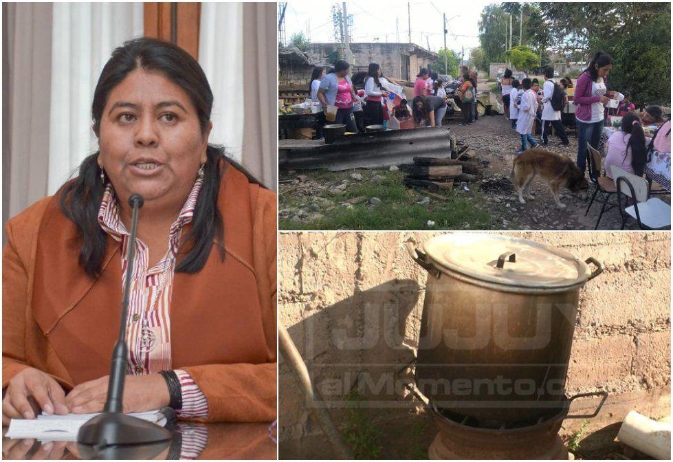 """Jujuy Asiste y Reactiva se """"olvidó"""" de 310 chicos"""