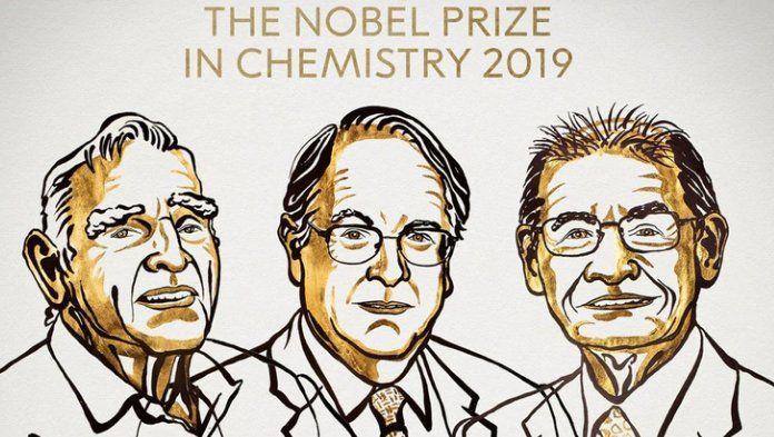 Los inventores de las baterías de litio ganaron el Nobel de Química