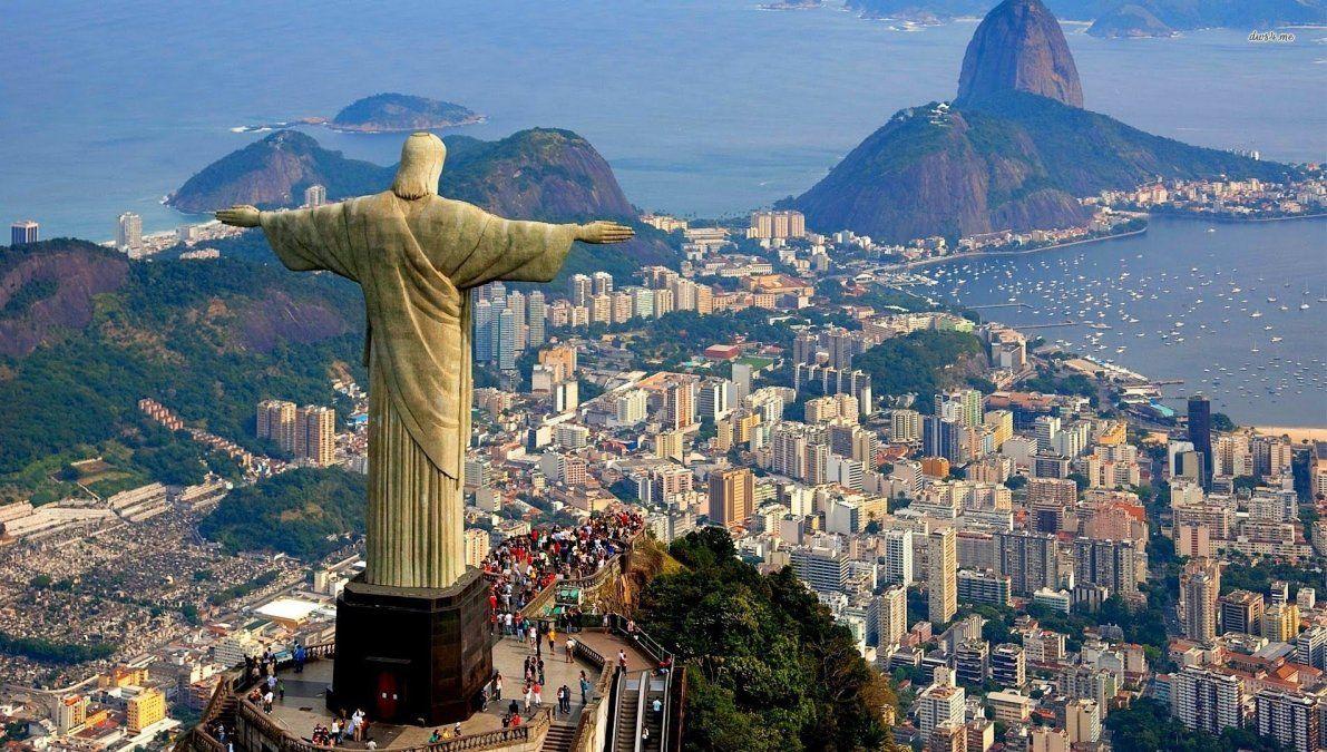Brasil busca alcanzar la visita de 12millones de extranjeros