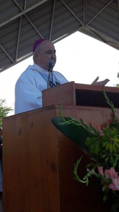 El Obispo pidió mayor fe para este tiempo de crisis