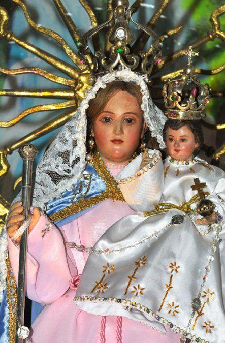 Fe y devoción por la Virgen de Río Blanco
