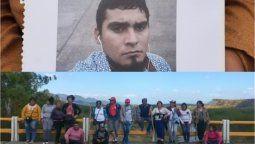 altText(Once días sin novedades de Leandro, la familia acusa inacción de la policía)}