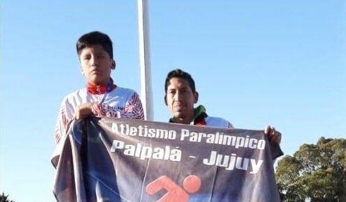 El deporte adaptado obtuvo 5 medallas más para Jujuy