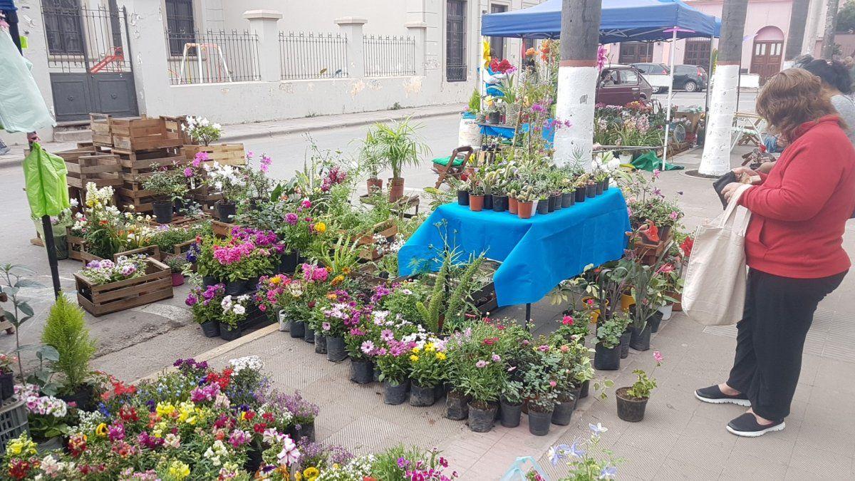 Se realizó la 2º Fiesta provincial de la Floricultura
