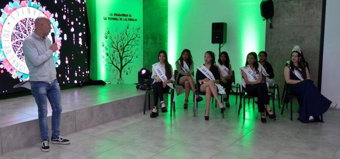 Las candidatas provinciales presentaron sus proyectos solidarios