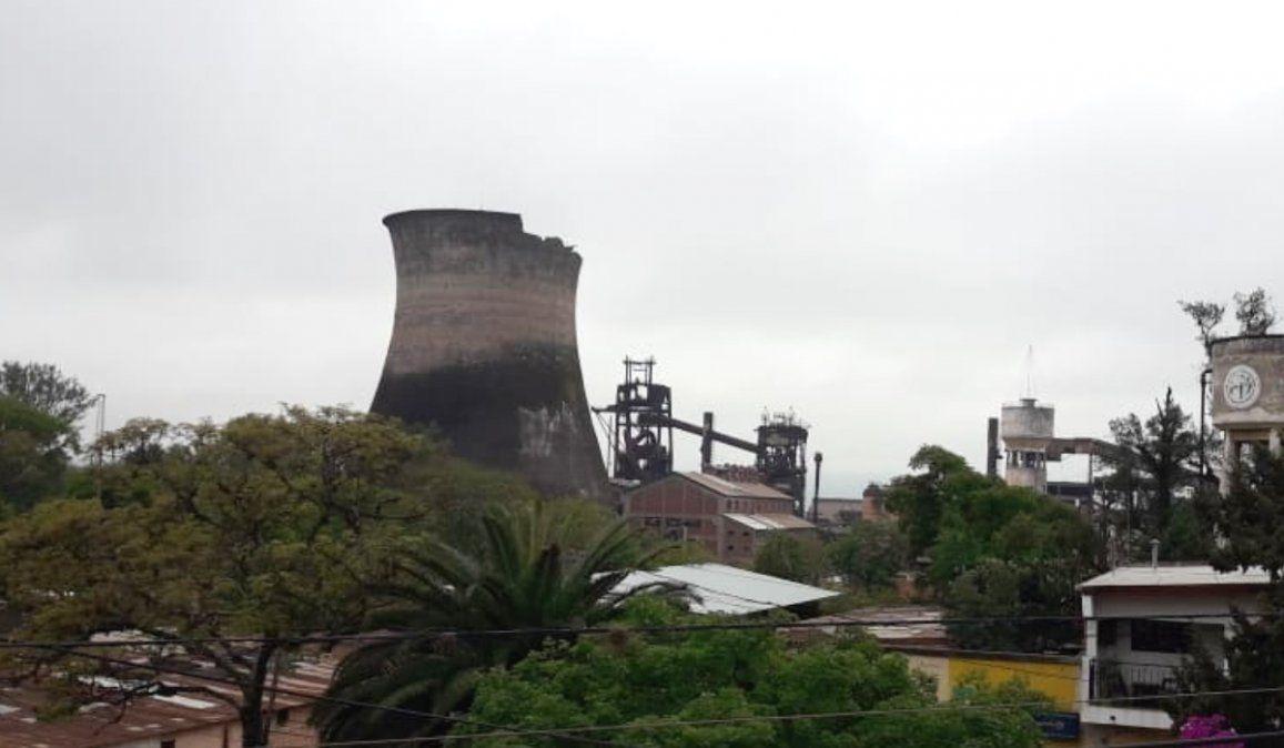Torre de Zapla: vecinos lamentan la falta de interés en preservarla
