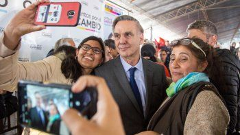 Pichetto en Jujuy anunció beneficios para las pymes