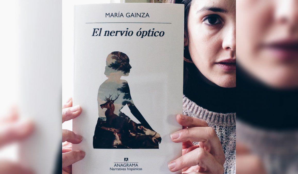 El nervio óptico de María Gainza