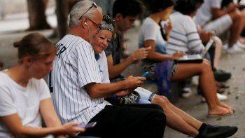 Internet gratuito en algunos espacios de Libertador