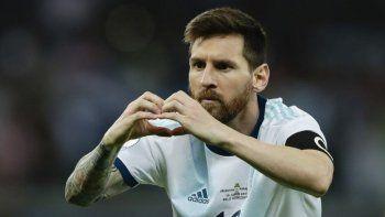 Argentina chocará contra Brasil y Uruguay en la próxima fecha FIFA
