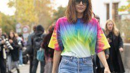 ideas de looks con tie dye que te haran amar esta tendencia
