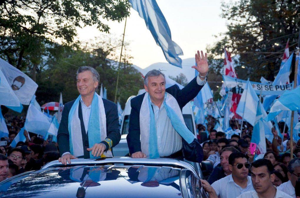 Macri llega a Rosario con la marcha