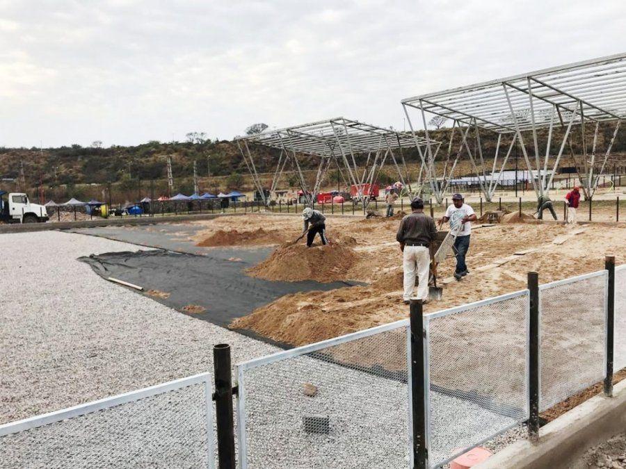 Jujuy tendrá su primer polideportivo de arena