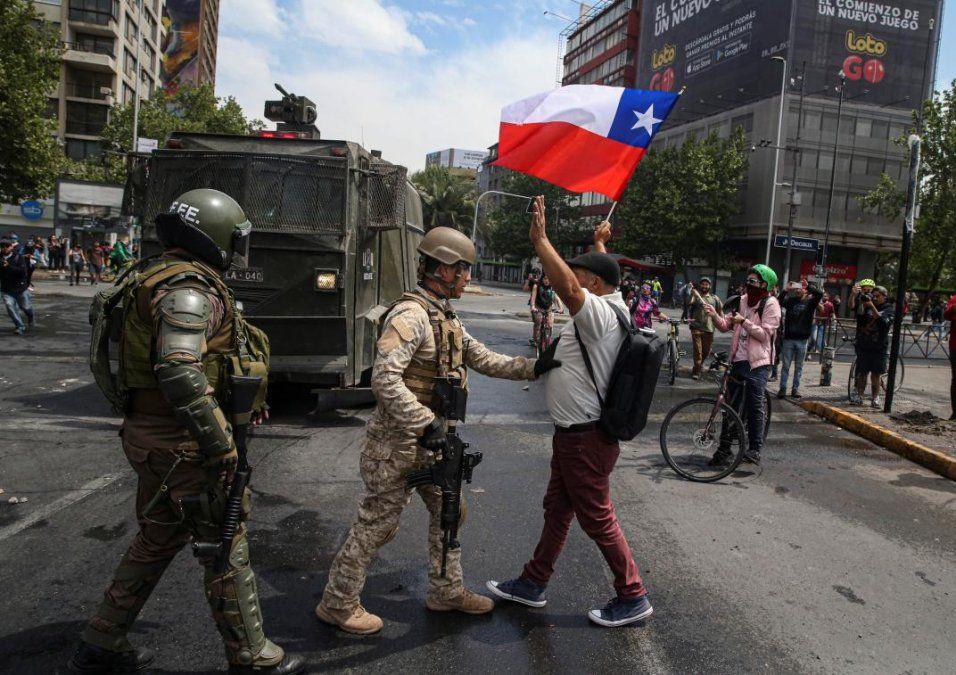 Cónsul de Chile en Jujuy: no entiendo lo que está pasando, no hay pobreza en el país