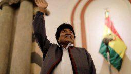 altText(La policía niega la existencia de una orden de detención contra Evo Morales)}