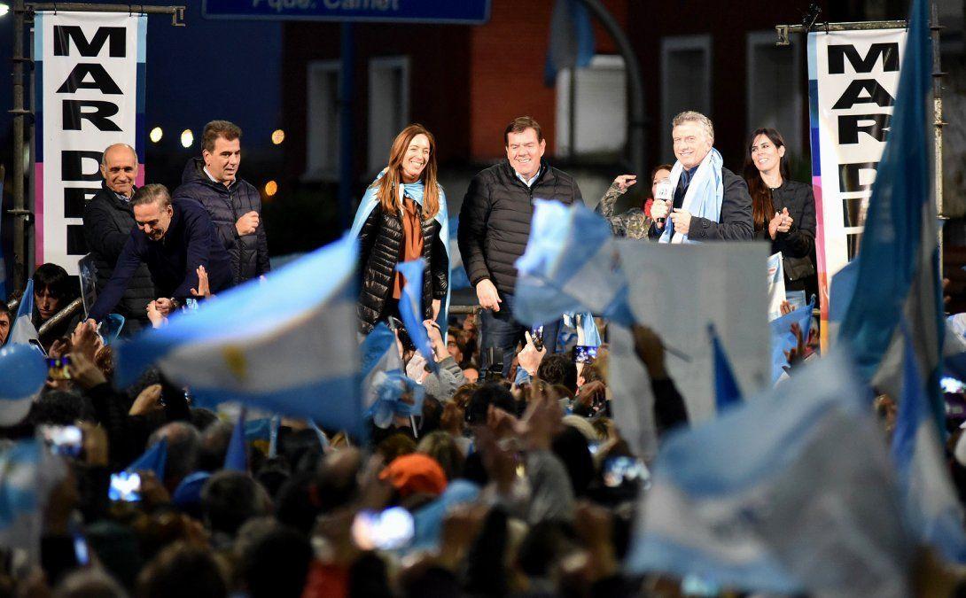 Macri: En las PASO estuvimos un poquito distraídos, vamos a cuidar nuestro voto