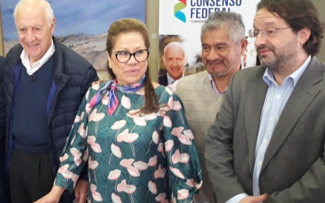 Coparticipación: En Jujuy, Camaño apoyó el planteo de autonomía municipal