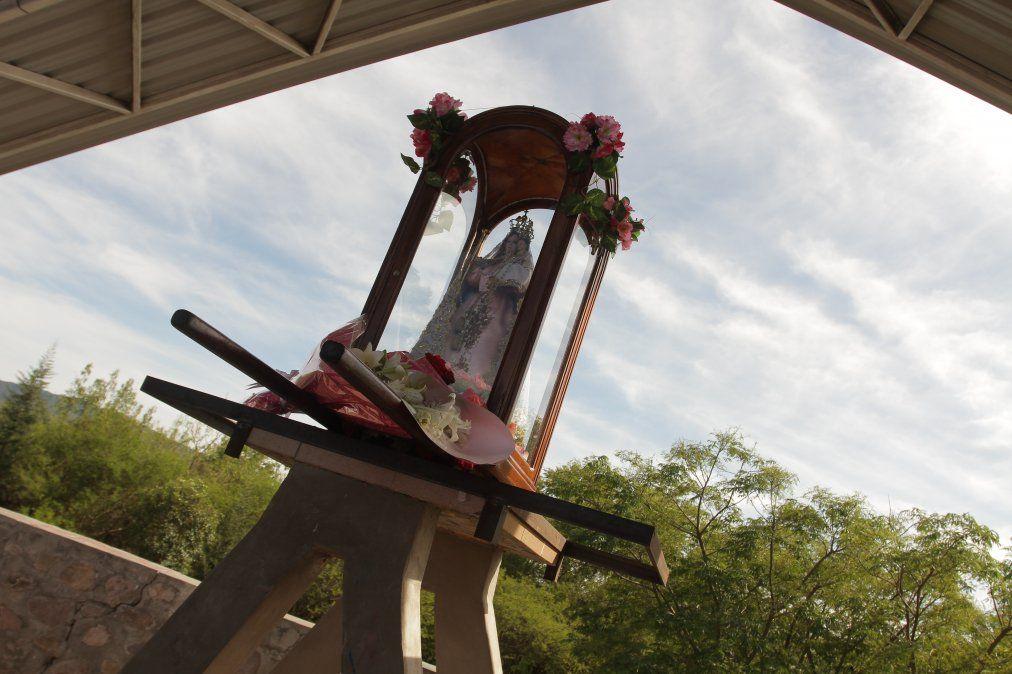 Este cuarto domingo de Río Blanco habrá misas pero no peregrinación