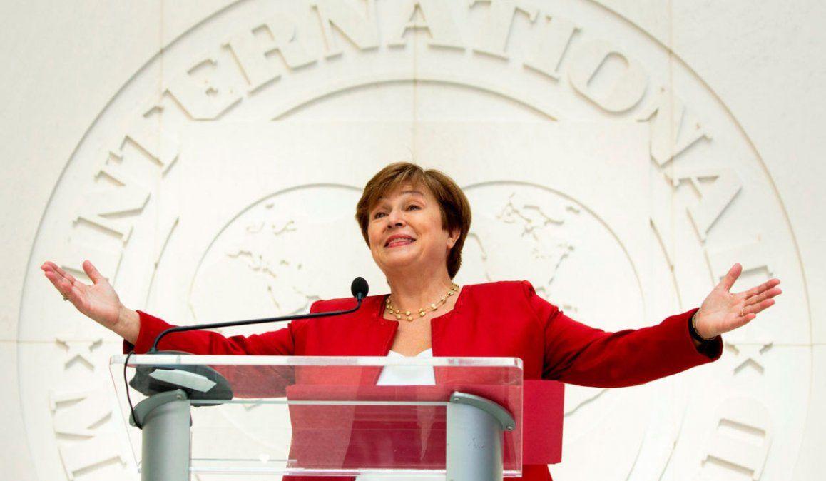 El FMI felicitó a Alberto Fernández y dijo que esperan colaborar con su gobierno