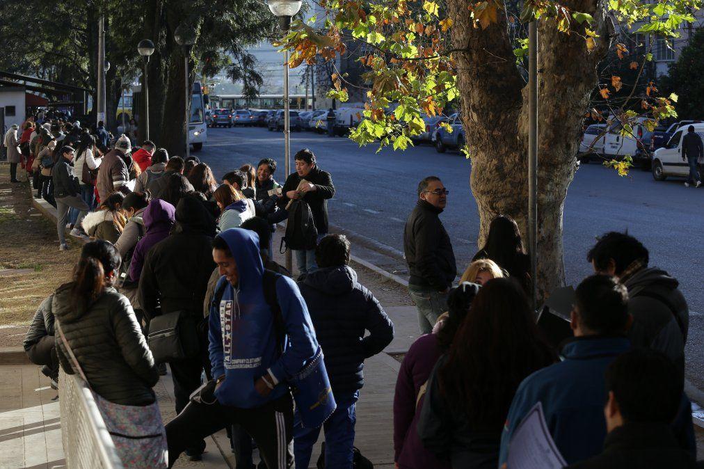 Desde la CGT Jujuy pidieron atender al sector que no tiene trabajo