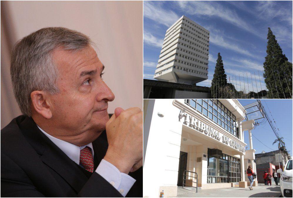 Juicios políticos: Piden que declare el gobernador Morales