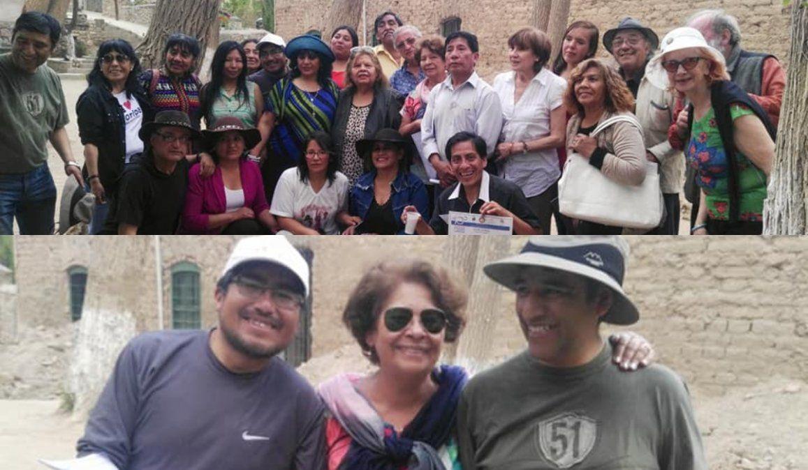 Ecos del Encuentro de Escritores en La Quiaca