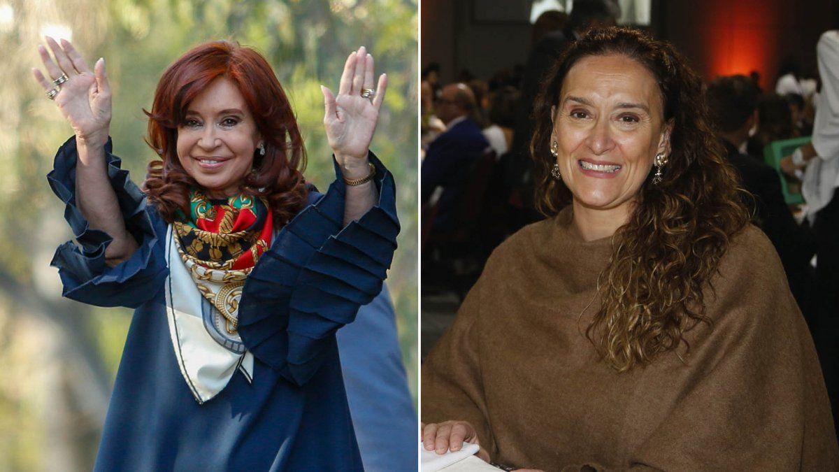 Cristina habló con Michetti para comenzar la transición en el Senado