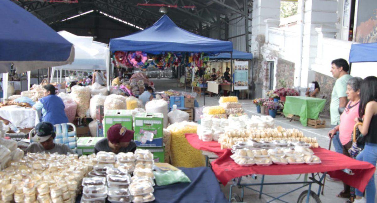 240 stands en la Feria de las ofrendas y las flores hasta el sábado