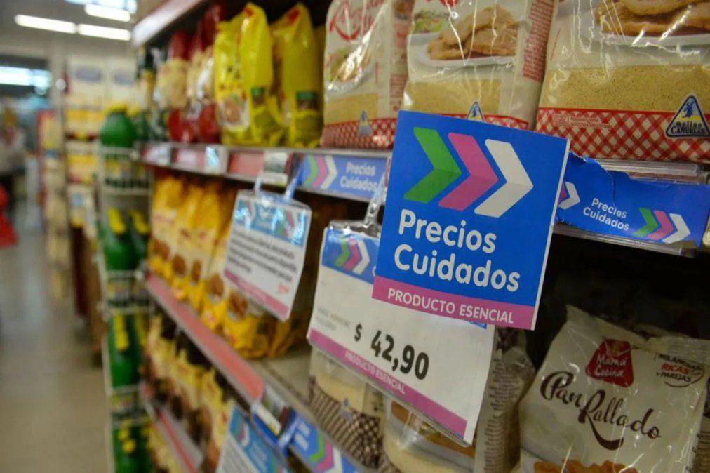 Los productos esenciales se suman a la lista de Precios Cuidados