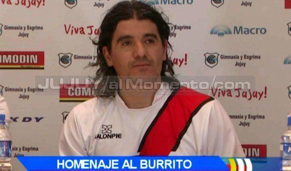"""El """"burrito"""" Ortega se despide en el Monumental"""