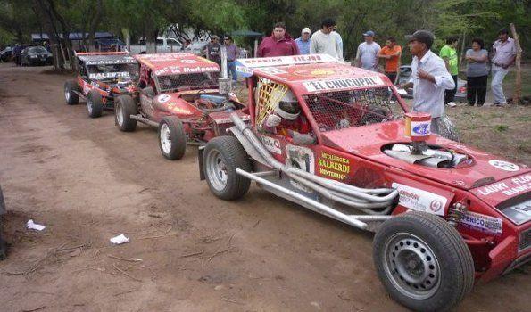 Este domingo, automovilismo en El Carmen
