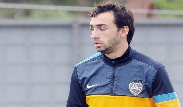 Emiliano Albín duro con Bianchi y Riquelme