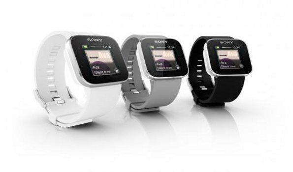El SmartWatch de Sony llega al país