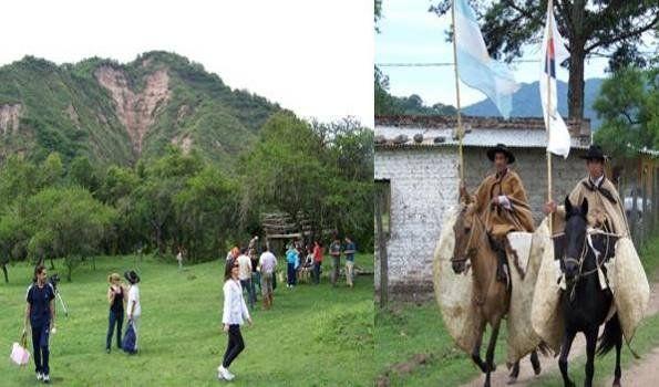 Excursión hacia la micro región Tilquiza-Ocloyas