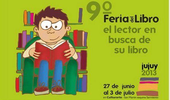 La 9ª Feria del Libro Jujuy abre sus puertas esta tarde