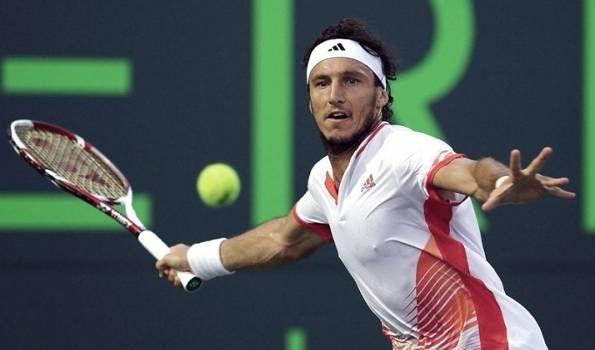 Mónaco el primer argentino en Wimbledon