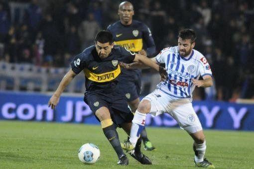 Boca empató con Godoy Cruz y salió del último puesto del campeonato