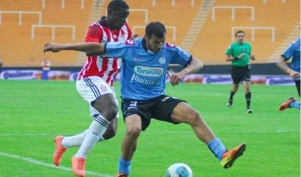 Estudiantes reaccionó y empató con Belgrano en el cierre del campeonato