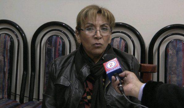 """Yolanda Canchi cuestionó los """"viajes"""" del Ministro de Salud"""