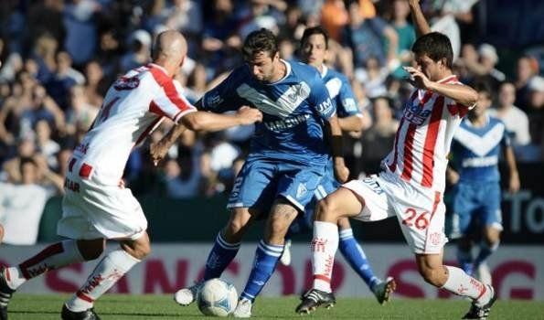 Unión igualó con Vélez en el último partido como local en Primera División