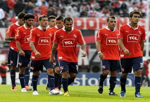 Independiente se fue a la B por primera vez
