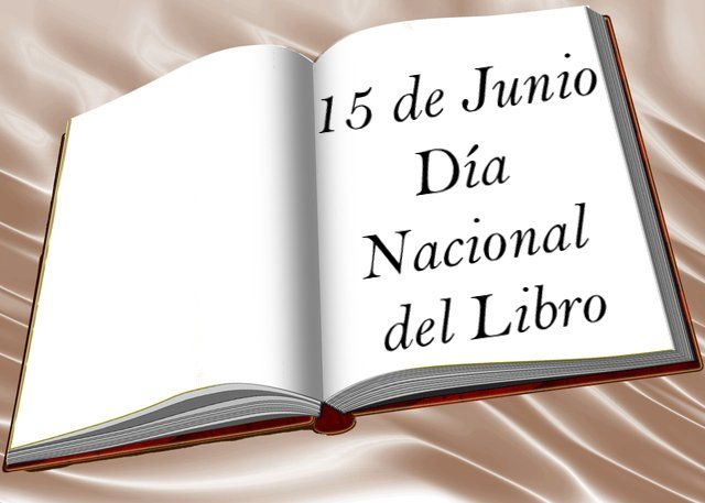 15 de Junio: Día del Libro en Argenina