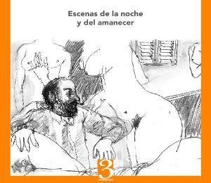 """Pablo Baca y sus """"Escenas de la noche y del amanecer"""", en el Centro Cultural Tizón"""